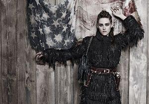 Toutes les photos de Kristen Stewart dans la campagne Chanel
