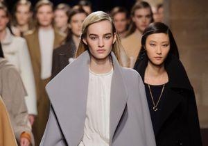 Fashion Week : le dernier défilé de Christophe Lemaire pour Hermès en live