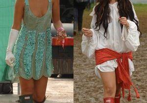Festivals rock : les bottes en caoutchouc ont toujours la cote