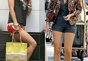 Gossip Girl : les héroïnes craquent pour le short