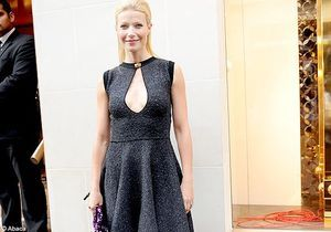 Gwyneth Paltrow fait swinguer le tapis rouge Vuitton