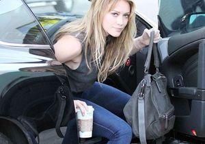 Hilary Duff  adopte l'escarpin Isabel Marant