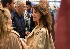 Interview exclusive : Charlotte Gainsbourg raconte sa première collection pour Current Elliott