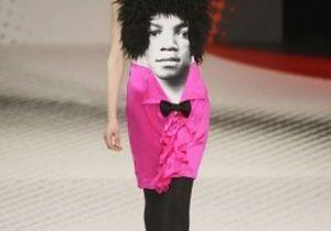 "J-C de Castelbajac : sa robe ""Michael Jackson"", futur collector ?"