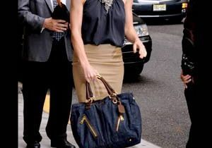Jessica Biel, hypra-chic à New York