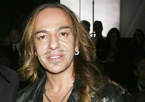 John Galliano : son nouveau job, professeur à la Parsons School