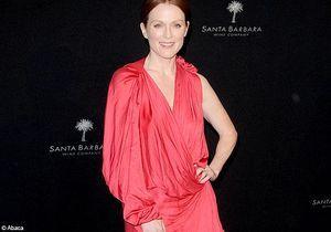 Julianne Moore : époustouflante en robe Lanvin