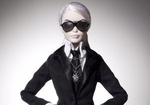 Karl Lagerfeld : sa poupée Barbie sort le 29 septembre
