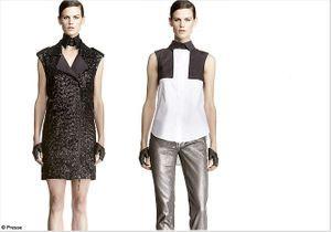 Karl Lagerfeld en exclusivité sur Net-a-porter.com