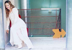 Karl Lagerfeld habille Vanessa Paradis pour le clip « La Seine »