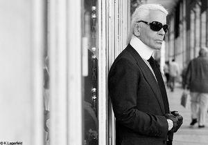 Karl Lagerfeld s'invite chez Macy's