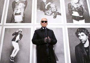 Karl Lagerfeld tourne un film pour les 100 ans de Chanel
