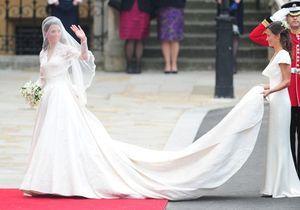 Kate Middleton en Alexander McQueen fait l'unanimité
