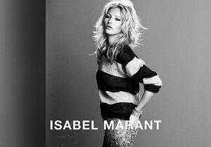 Kate Moss est la nouvelle égérie d'Isabel Marant