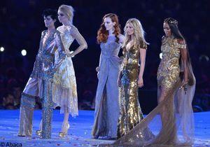 Kate Moss, Naomi Campbell : les tops clôturent les JO