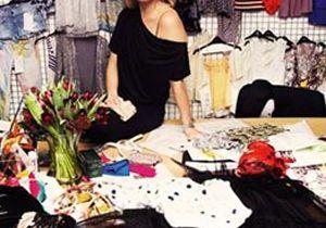 Kate Moss nous conte fleurette
