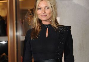 Kate Moss, rédactrice de mode VIP pour le « Vogue » UK