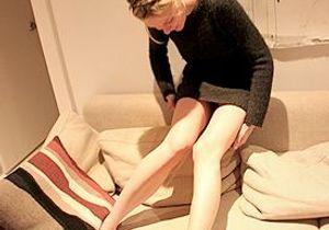 Kirsten Dunst, styliste d'un jour pour Lutz & Patmos