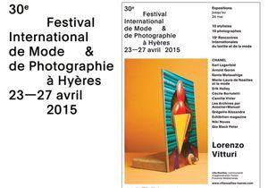 L'instant mode : l'affiche du festival d'Hyères