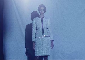 L'instant mode : les détails futuristes de la collection Chanel Haute Couture