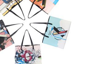 L'instant mode : les sacs alphabet de Mary Katrantzou