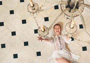 L'instant mode : Natalia Vodianova qui s'allonge sur le carrelage pour Porter