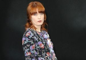 La chanteuse de Florence and The Machine égérie de Gucci