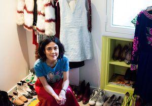 La directrice marketing de Sarenza a-t-elle le plus beau placard à chaussures ?