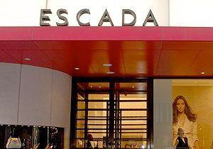 La maison Escada dépose, elle aussi, le bilan