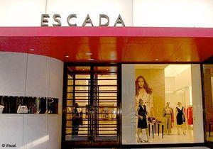 La maison Escada sauvée par une femme