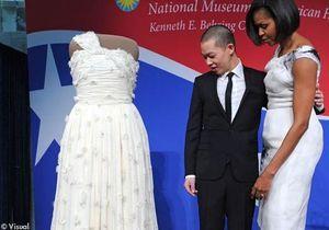 La robe de Michelle Obama au musée