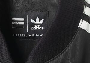 La Stan Smith et la veste trois bandes de Pharrell Williams pour Adidas