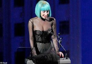 Lady Gaga sacrée icône de mode aux CFDA Awards 2011