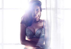 Laetitia Casta : nouvelle égérie de H&M lingerie