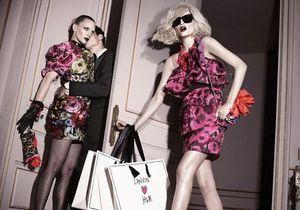 Lanvin pour H&M : une deuxième image dévoilée !