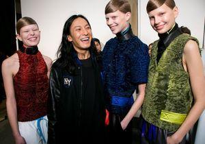Revoir en live le défilé Alexander Wang présenté hier à New York