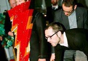 Le duo de créateurs Viktor & Rolf à l'Opéra