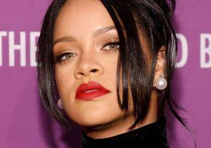 Le look pastel de Rihanna est parfait pour le printemps