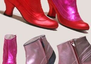 Le printemps pointe le boots de son nez
