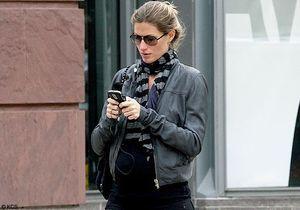 Leçon de style : Gisèle Bündchen affiche une grossesse rock
