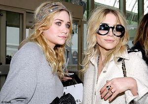 Les jumelles Olsen persistent dans la mode