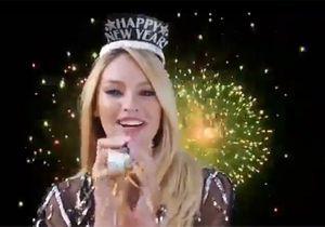Les mannequins de Victoria's Secret vous souhaitent une bonne année !