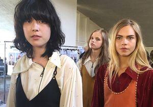 Les meilleurs Instagram du défilé Louis Vuitton croisière à Palm Springs