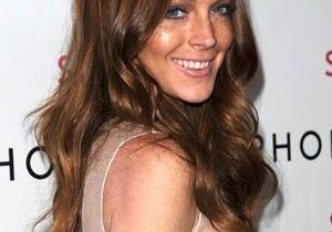 Lindsay Lohan, consultante pour Emanuel Ungaro ?