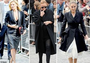 Londres rend hommage à Alexander McQueen
