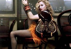 Louis Vuitton, toujours fan de Madonna ?