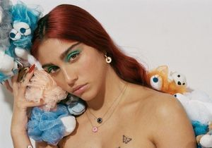 Lourdes Leon, la fille de Madonna, nouvelle égérie Marc Jacobs