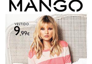 Mango : baisse de -20% sur toutes les collections