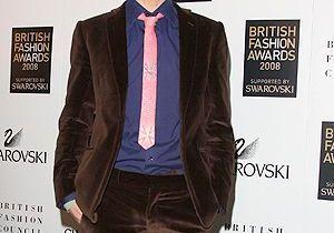 Matthew Williamson, designer et mannequin pour H&M