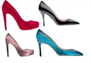 Miu Miu célèbre en grandes pompes le retour de la chaussure pointue